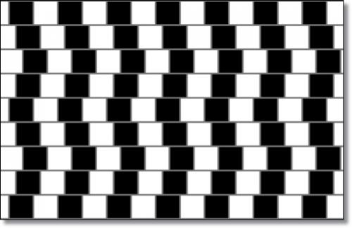 124 500x325 目を疑うトリック画像!35連発!目の錯覚の神秘!